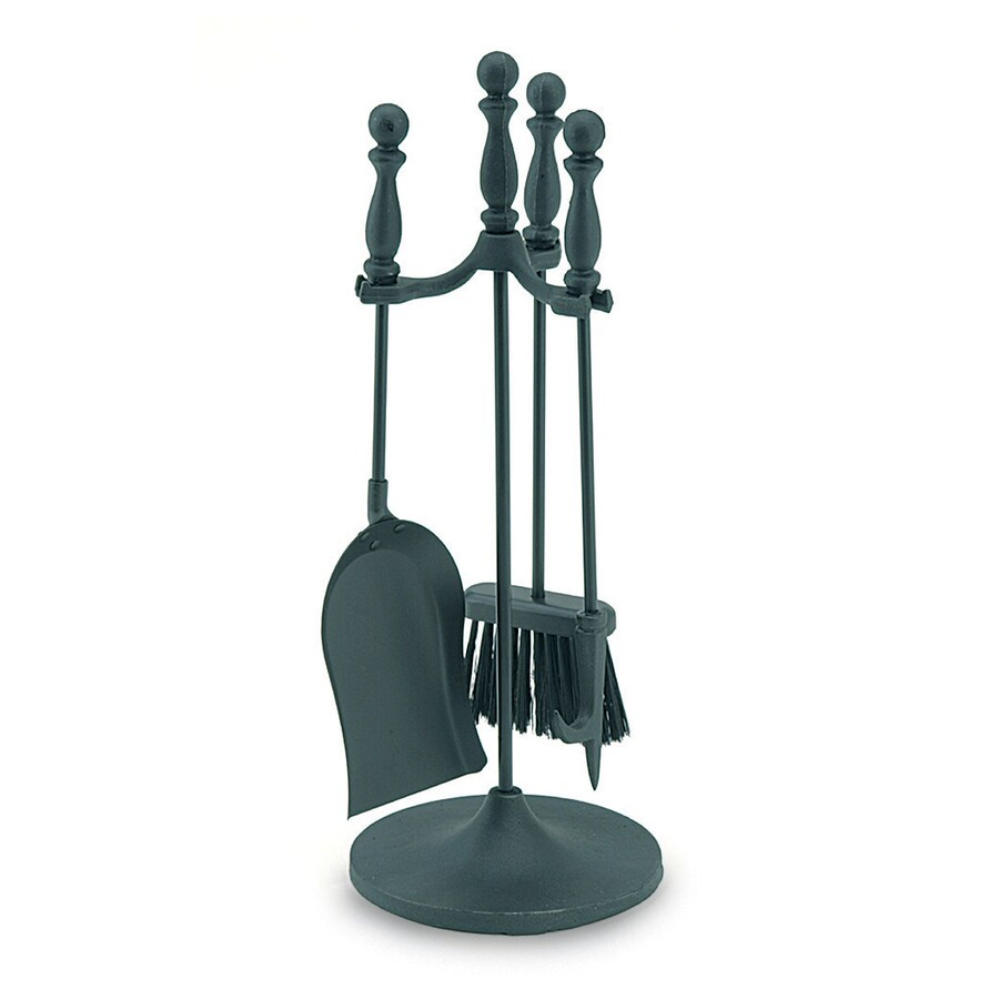 ACHLA Designs 4-Piece Fireplace Tool Set