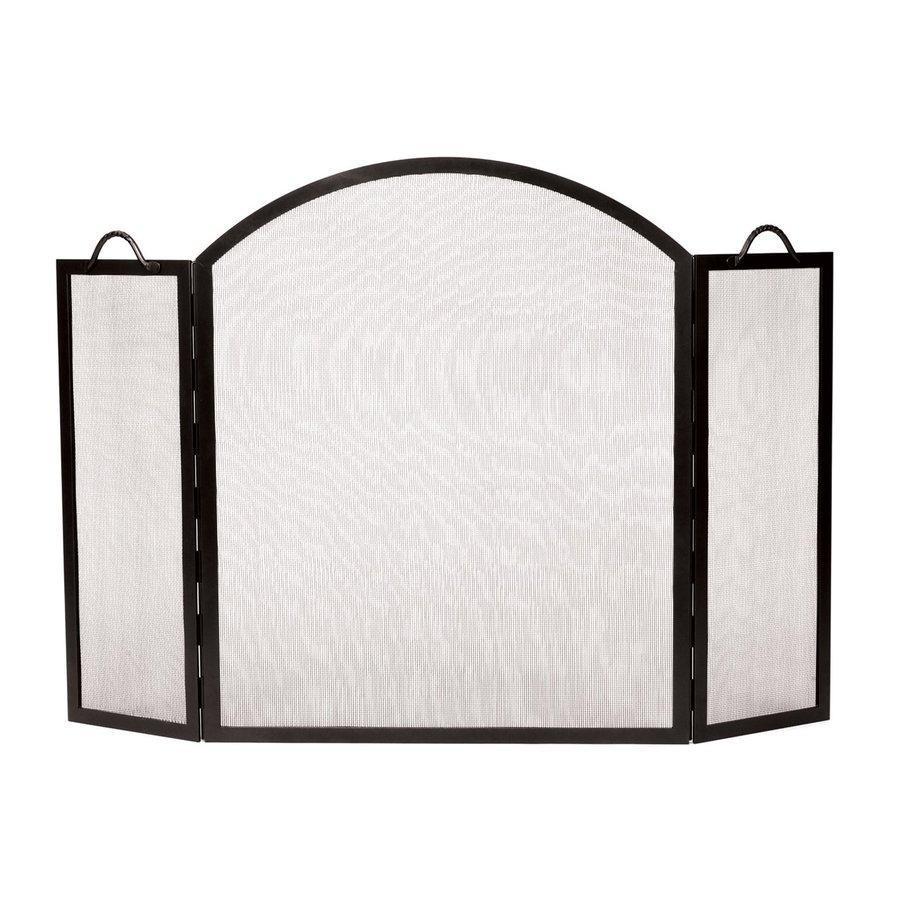 Shop Achla Designs 52 In Graphite Iron 3 Panel Arched No