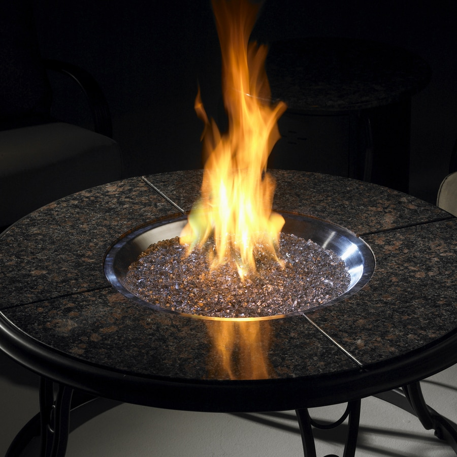 Outdoor Greatroom Company Crystal Fire Burner
