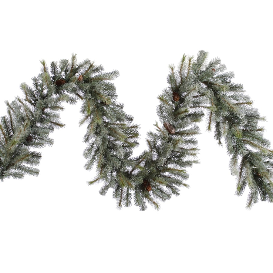 Vickerman 16-in x 9-ft Artificial Christmas Garland