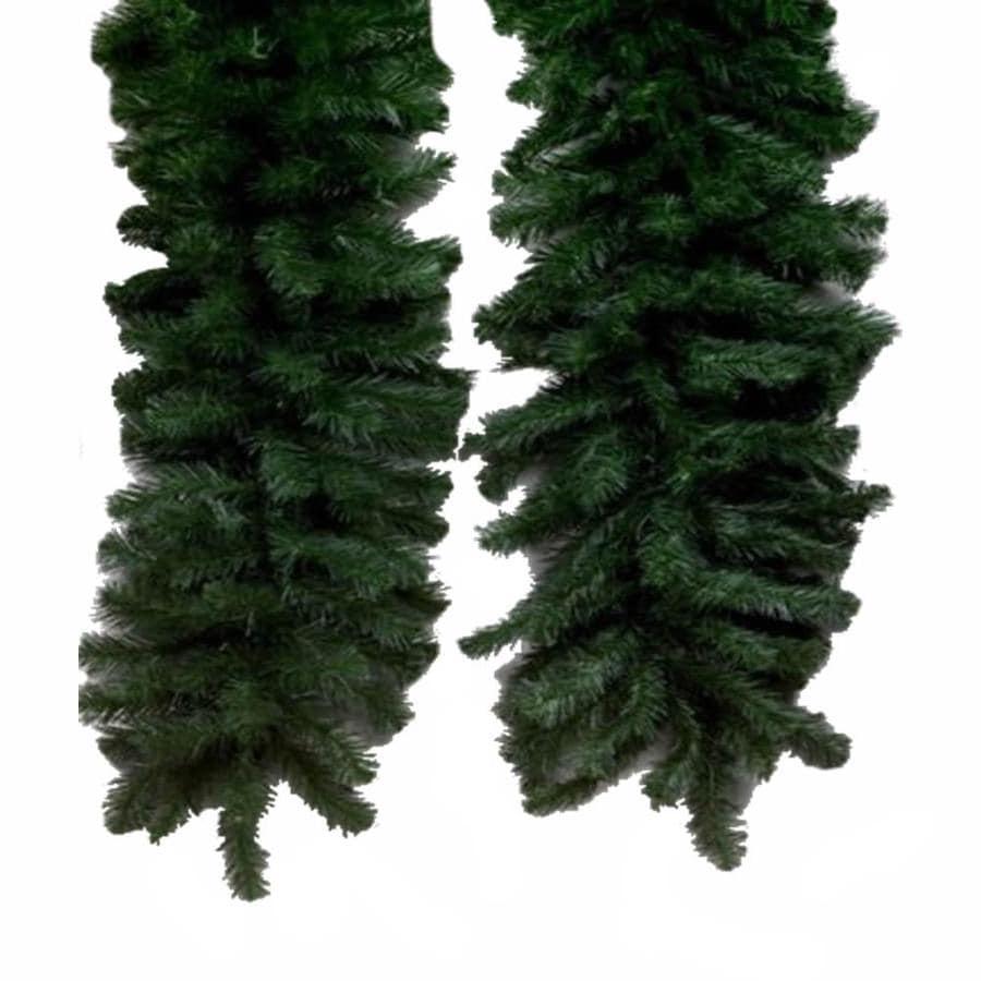 Vickerman 50-ft Unlit Indoor/Outdoor Douglas Fir Artificial Christmas Garland