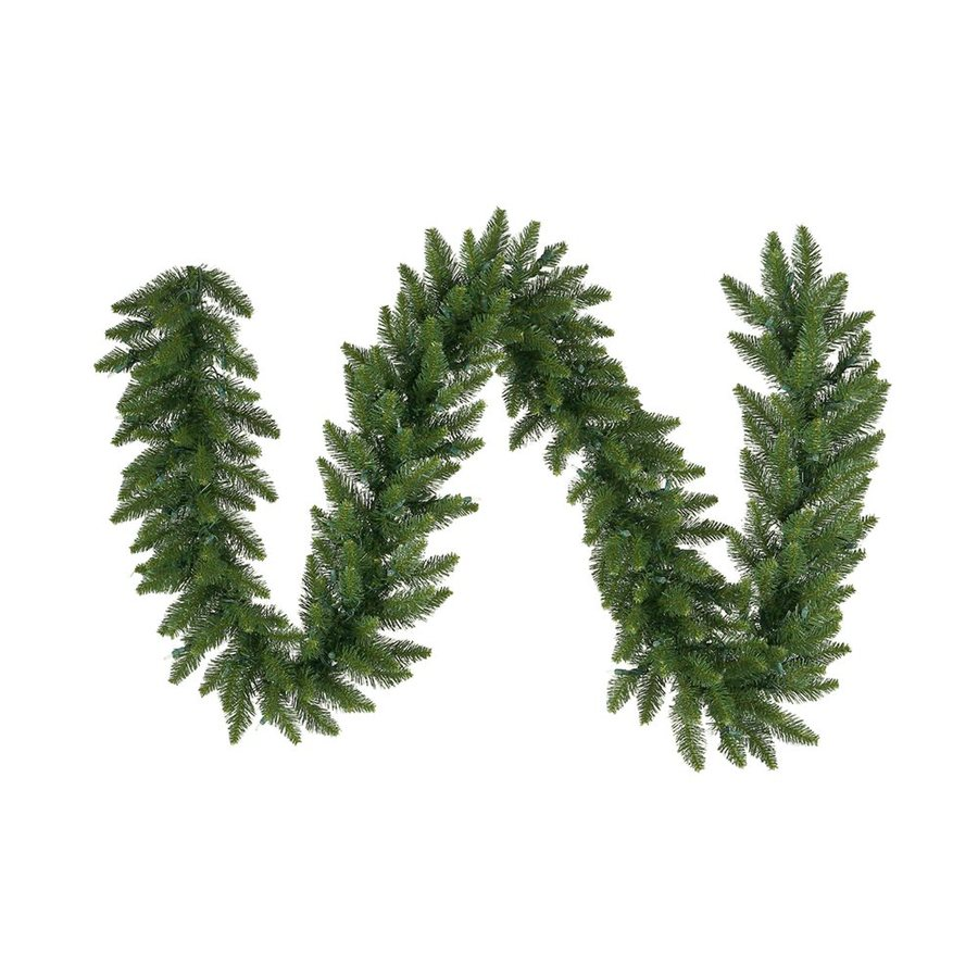 Vickerman 12-in x 9-ft Camden Fir Artificial Christmas Garland