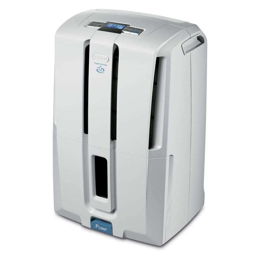DeLonghi 50-Pint 2-Speed Dehumidifier