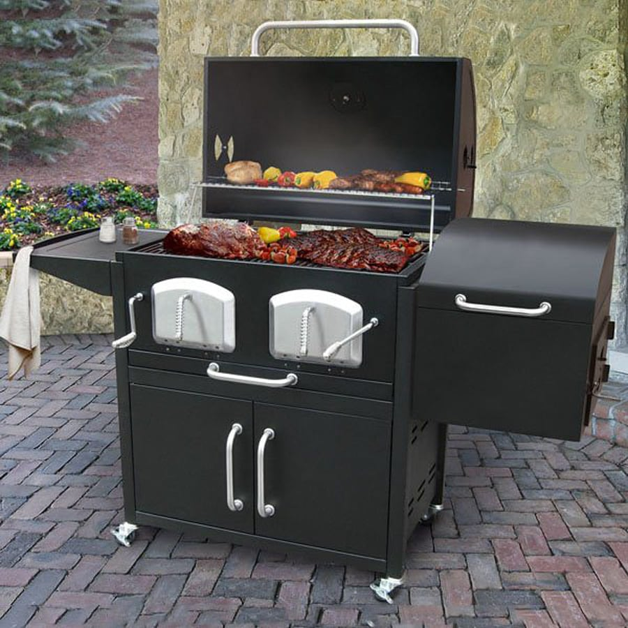 Landmann USA Barrel Charcoal Grill