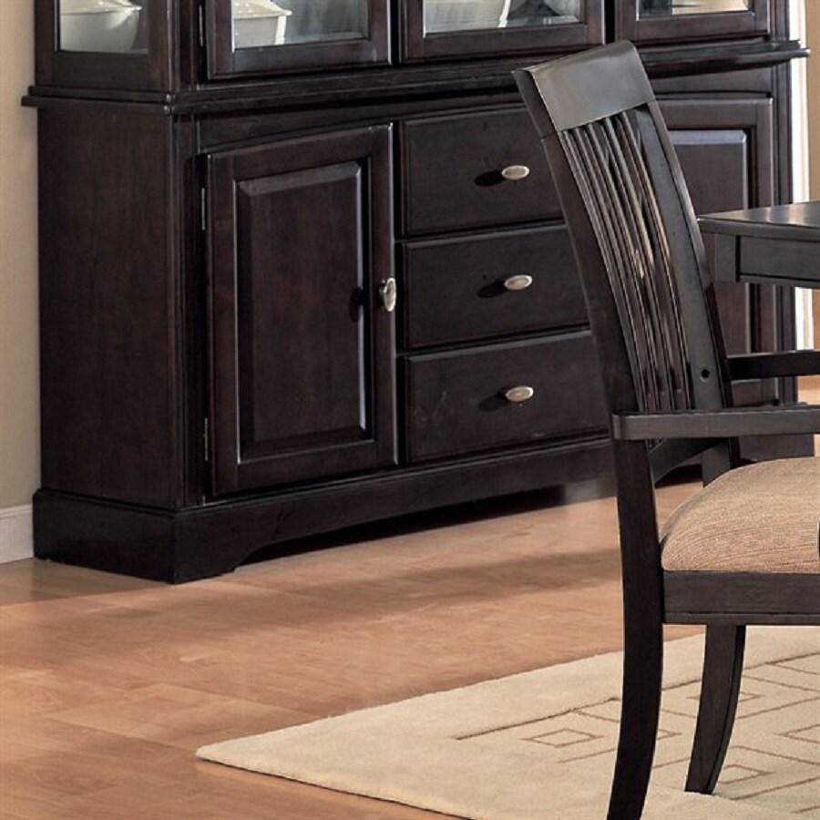 Coaster Fine Furniture Cappuccino Rectangular Buffet