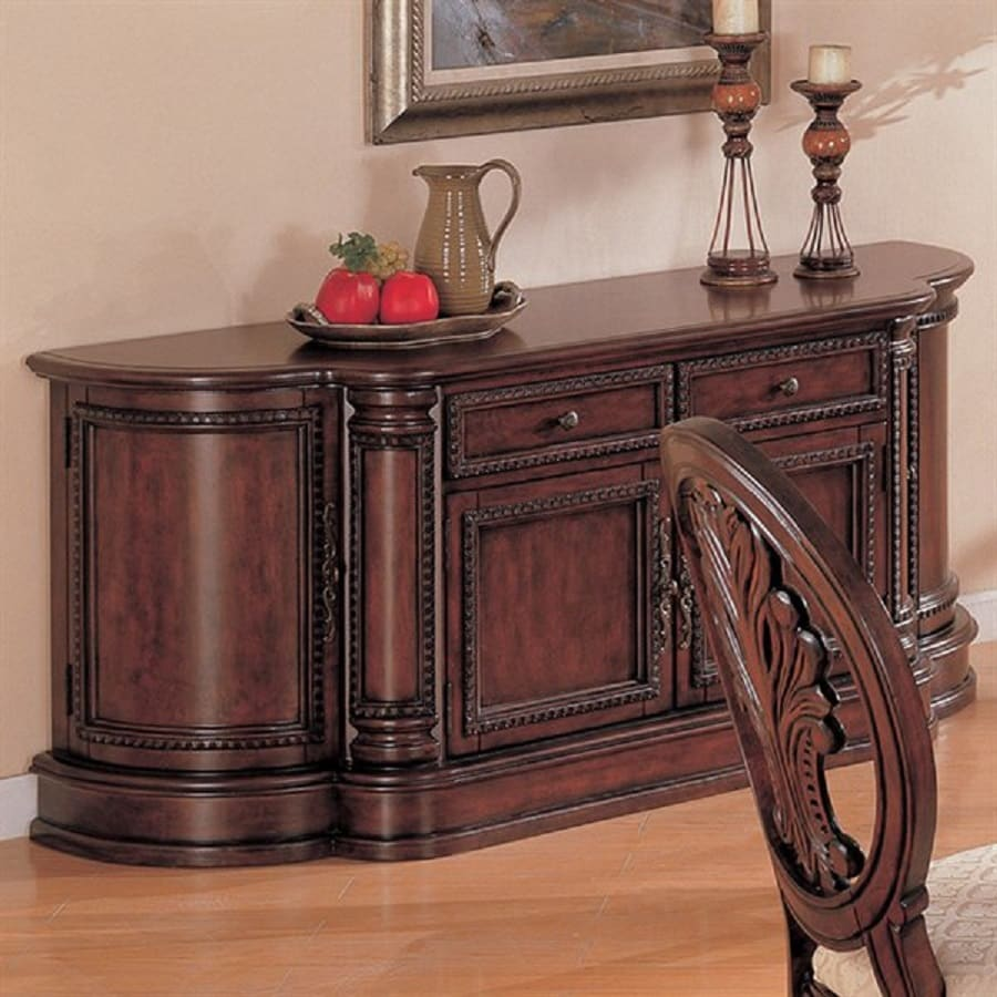 Coaster Fine Furniture Tabitha Dark Cherry Buffet