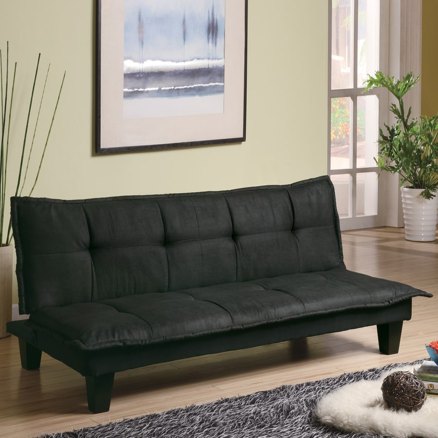 Coaster Fine Furniture Grey Futon