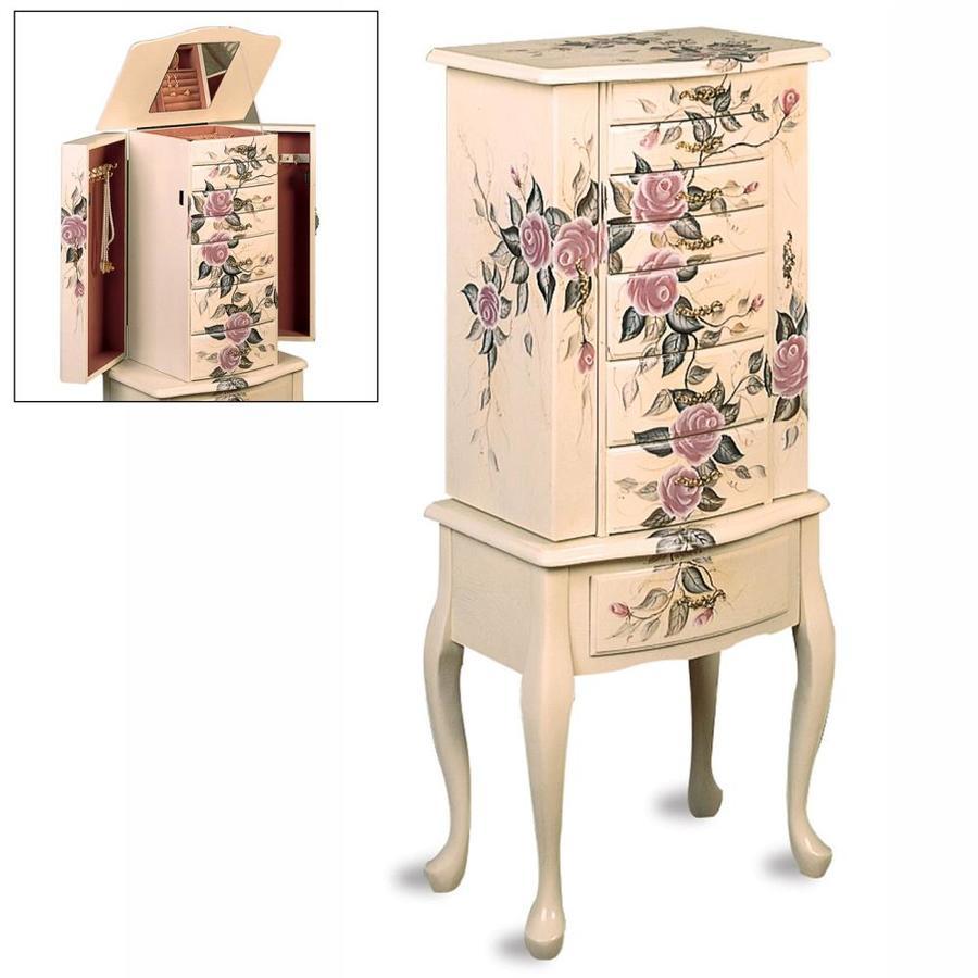 Coaster Fine Furniture Floorstanding Jewelry Armoire