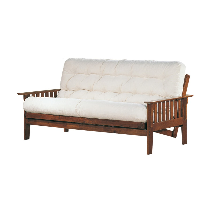 Coaster Fine Furniture Oak Futon At Lowes Com