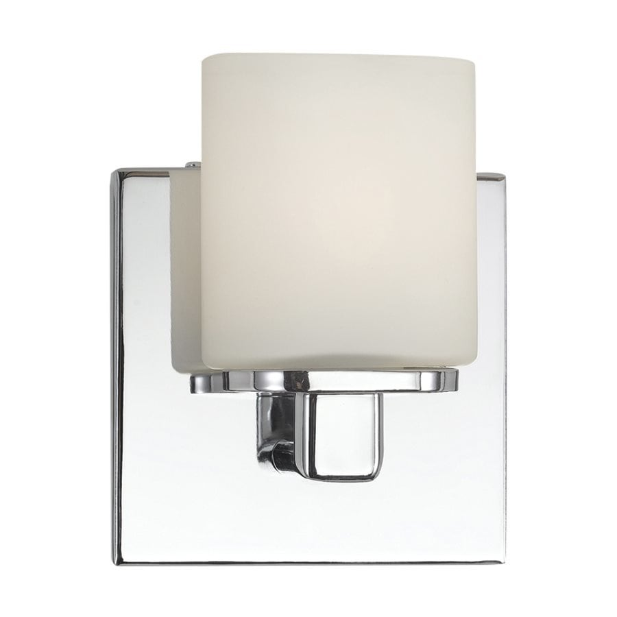 Eurofase Marond 4.5-in W 1-Light Chrome Arm Wall Sconce