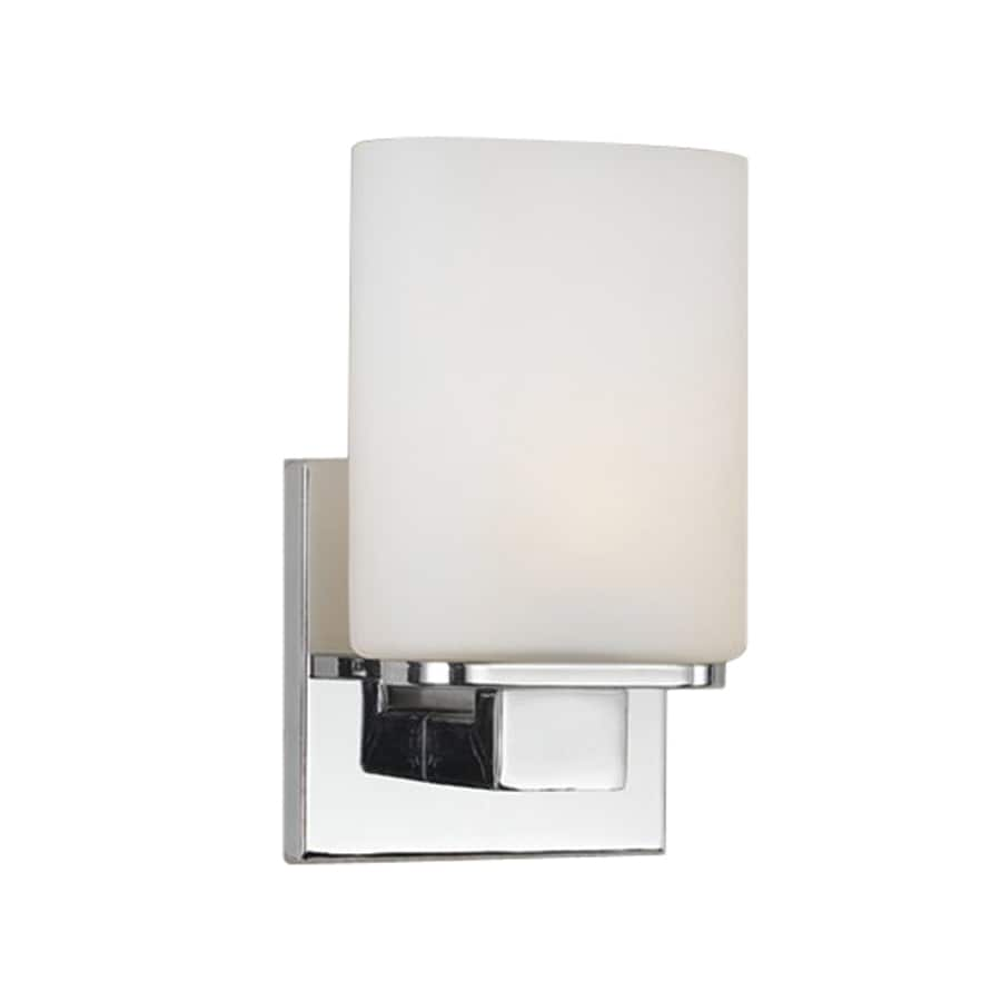 Eurofase Dolante 4.5-in W 1-Light Chrome Arm Wall Sconce
