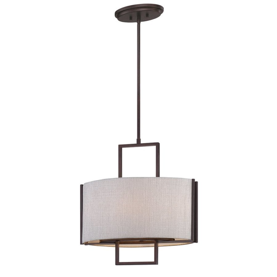 Eurofase Strada 9-in W 4-Light  Kitchen Island Light with  Shade