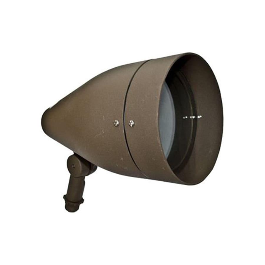 Dabmar Lighting 90-Watt Bronze Line Voltage Plug-in Halogen Spot Light