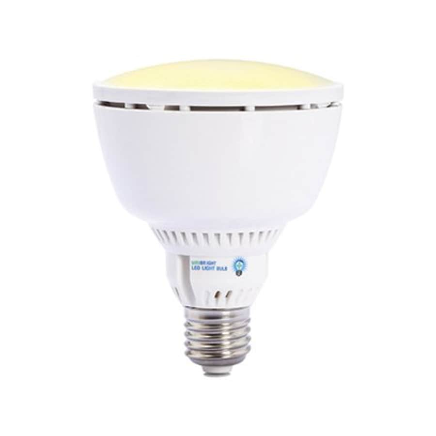 Viribright Benchmark 65 W Equivalent Dimmable Warm White PAR30 Shortneck LED Flood Light Bulb