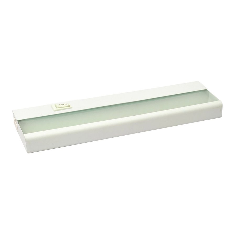 Amax Lighting 12-in Hardwired/Plug-in Under Cabinet Led Light Bar