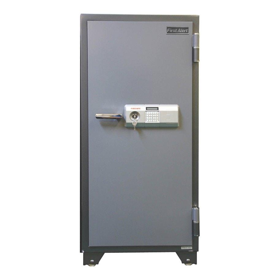 First Alert 5.9-cu ft Combination Lock Commercial Floor Safe