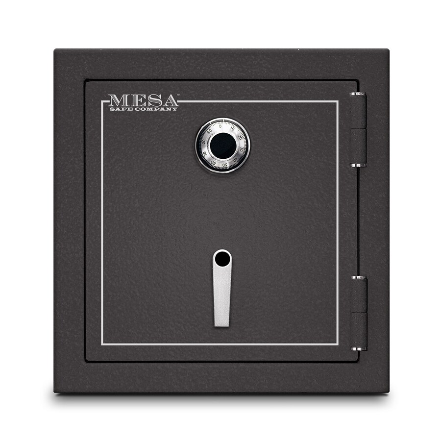 Mesa Safe Company MBF 3.3-cu ft Combination Lock Commercial/Residential Floor Safe