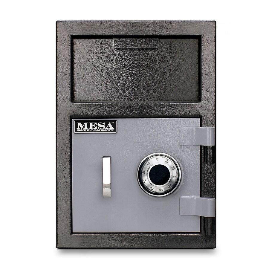 Mesa Safe Company MFL 0.8-cu ft Combination Lock Drop Box Safe