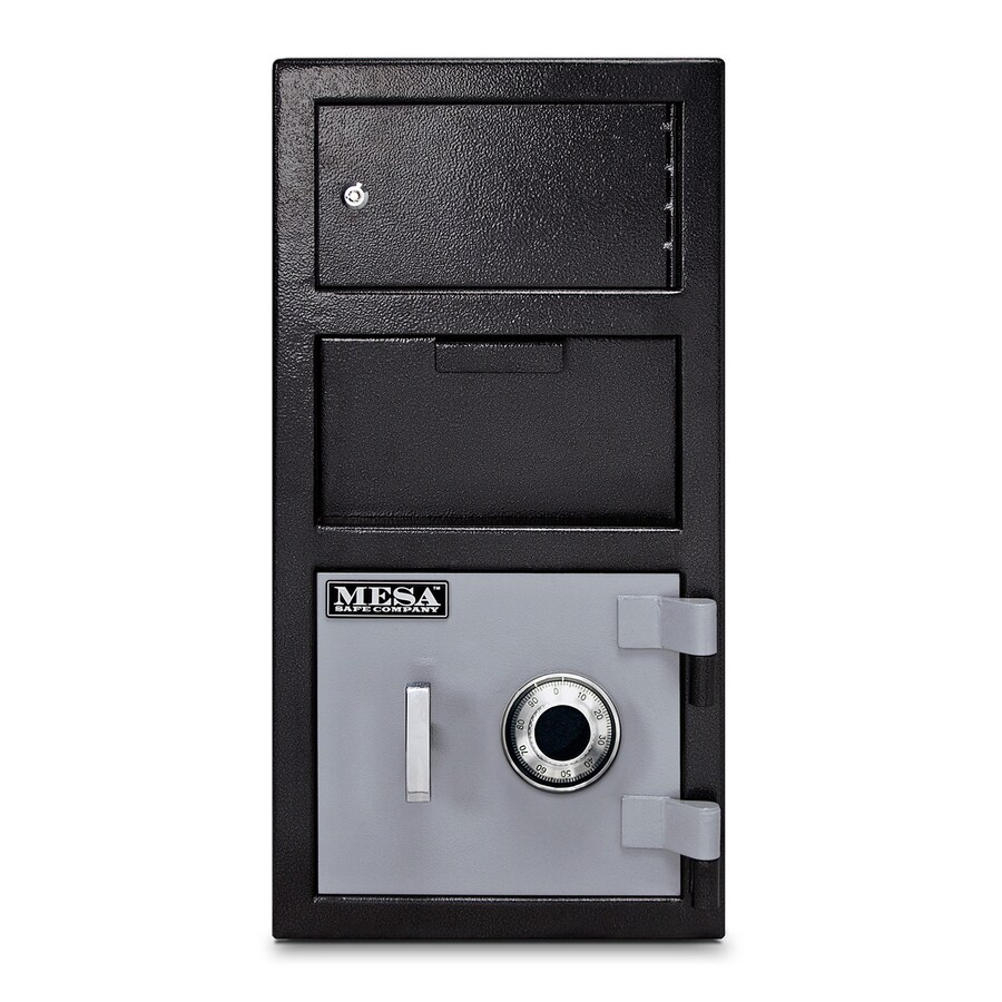 Mesa Safe Company MFL 1.5-cu ft Combination Lock Drop Box Safe