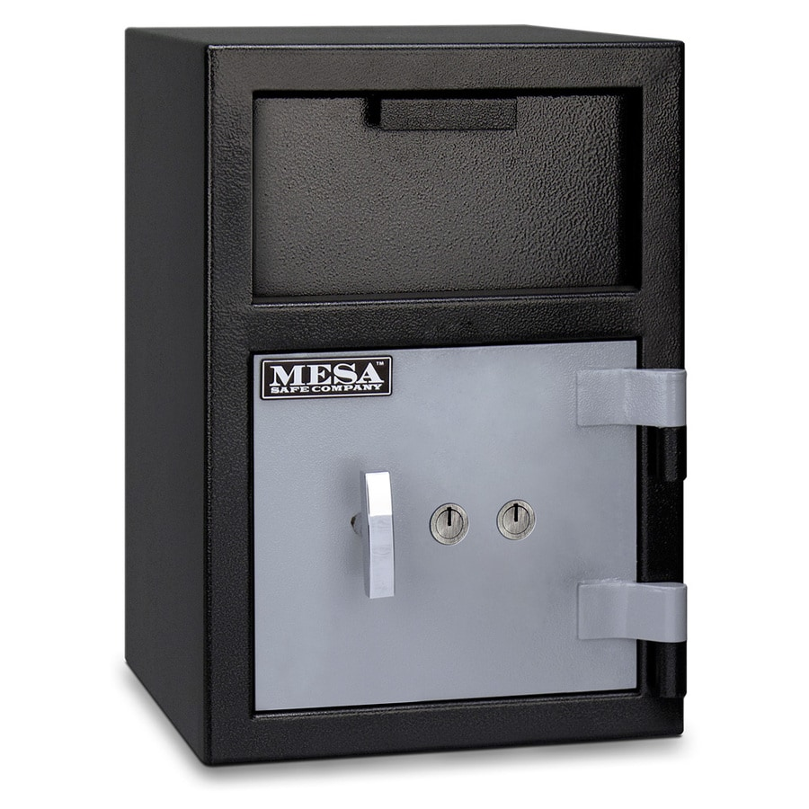 Mesa Safe Company MFL 0.8-cu ft Keyed Drop Box Safe