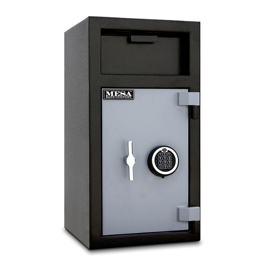 Mesa Safe Company MFL 1.3-cu ft Electronic/Keypad Drop Box Safe