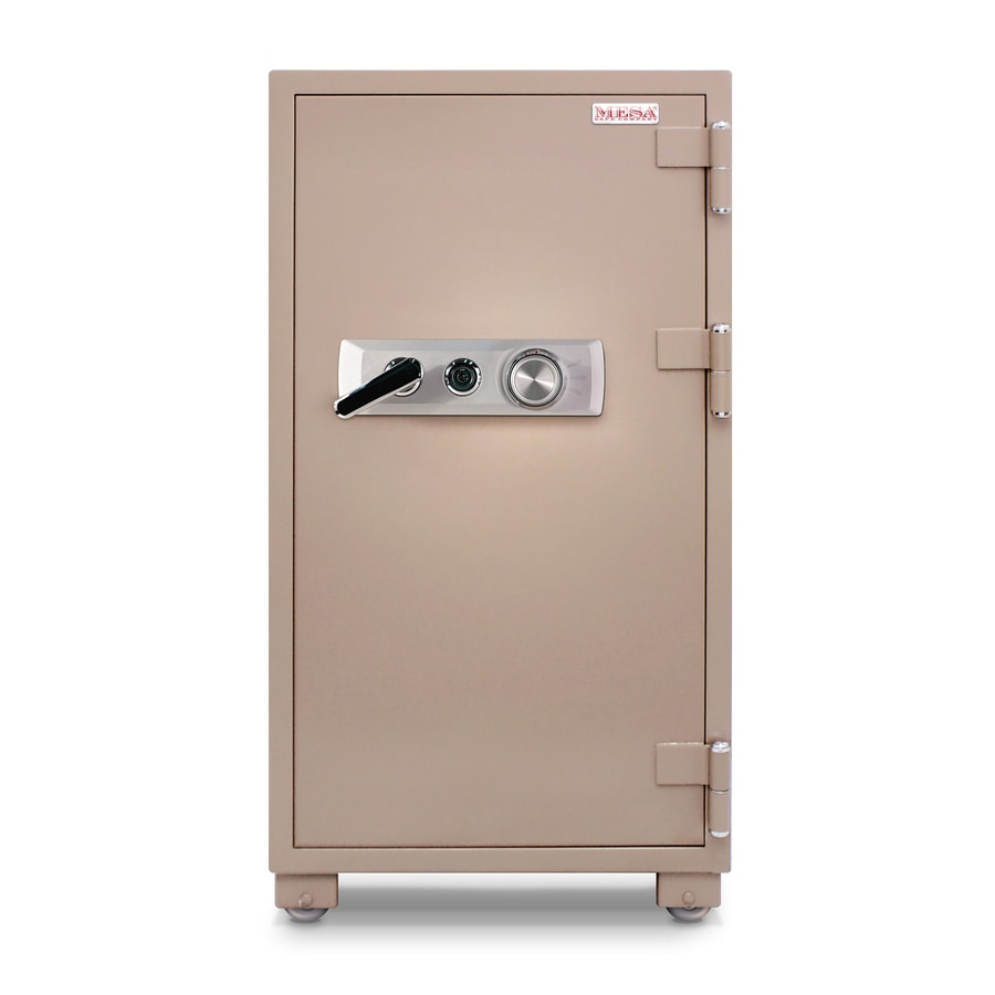 Mesa Safe Company 6.8-cu ft Combination Lock Commercial/Residential Floor Safe