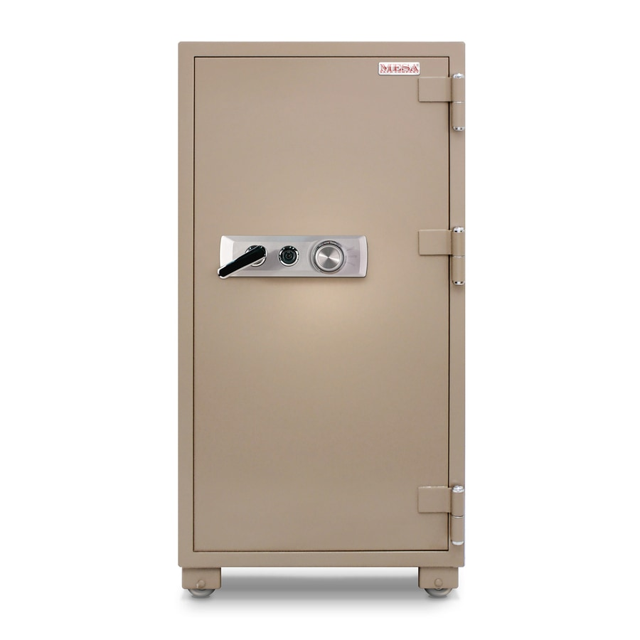 Mesa Safe Company 8.5-cu ft Combination Lock Commercial/Residential Floor Safe