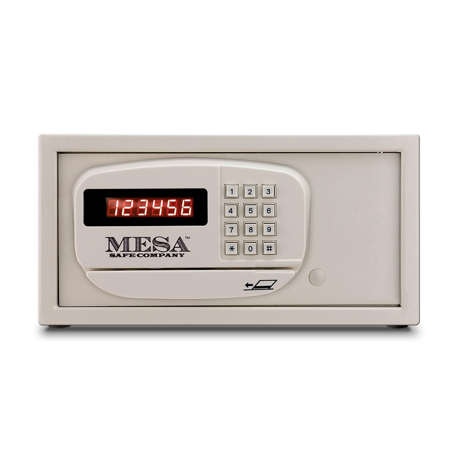 Mesa Safe Company MH 0.4-cu ft Electronic Chest Safe