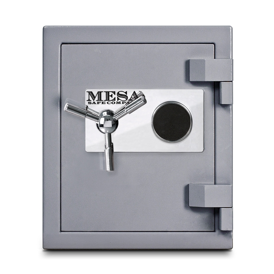 Mesa Safe Company MSC 1.3-cu ft Electronic Fire Resistant Chest Safe
