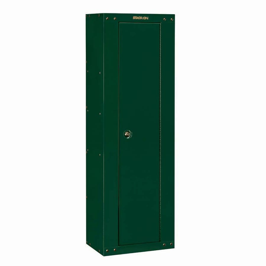 Stack-On 8-Gun Keyed Gun Safe