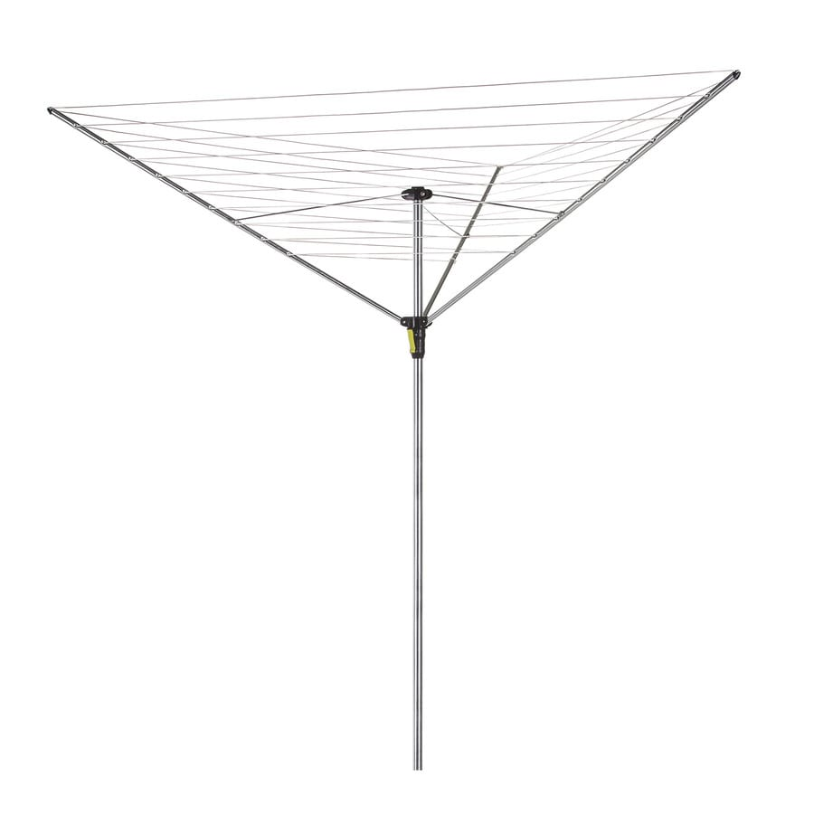 Minky 10-Tier Metal Umbrella Clothesline