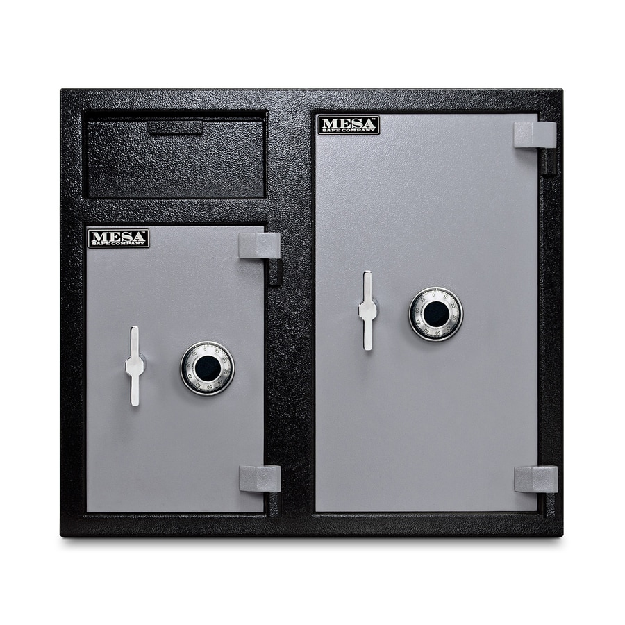 Mesa Safe Company MFL 6.7-cu ft Combination Lock Drop Box Safe