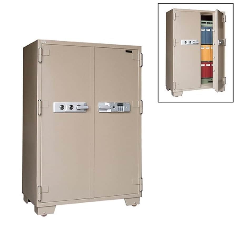Mesa Safe Company MFS 20.7-cu ft Keyed Commercial/Residential Floor Safe