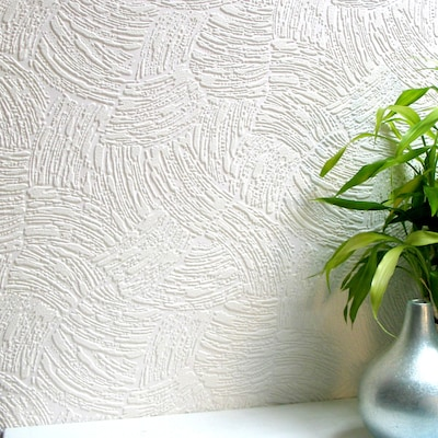Brewster Wallcovering Anaglypta Vol X 56 Sq Ft Paintable