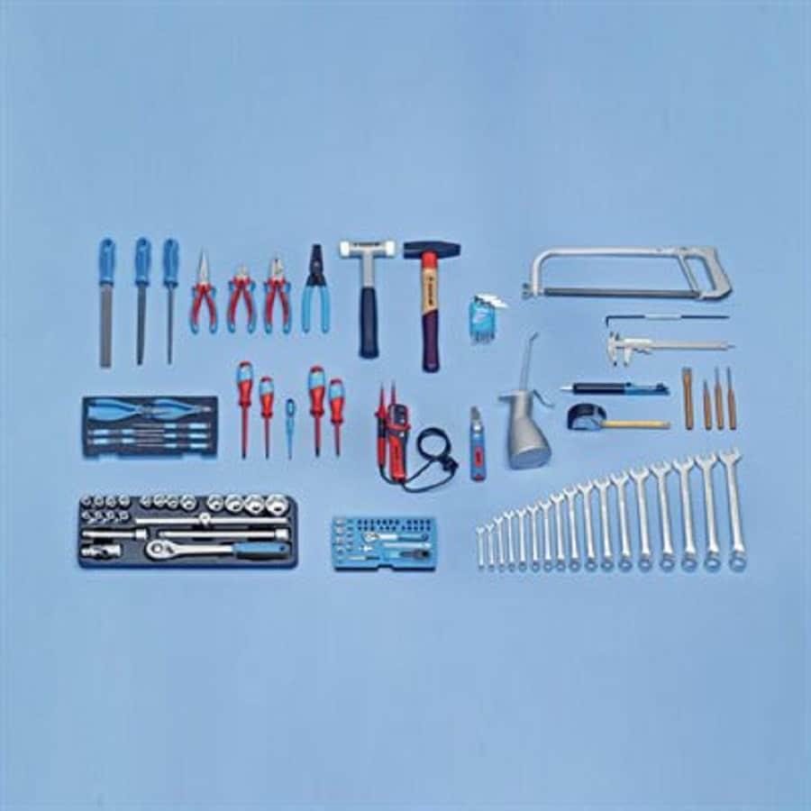 Gedore 120-Piece Metric Mechanic's Tool Set