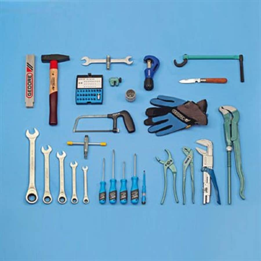 Gedore 49-Piece Mechanic's Tool Set