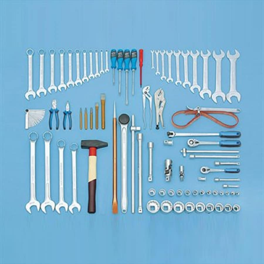 Gedore 81-Piece Automotive Tool Set