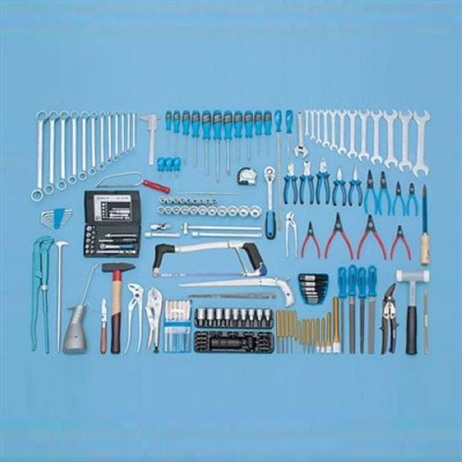 Gedore 180-Piece Metric Mechanic's Tool Set