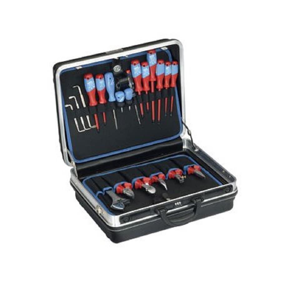 Gedore 90-Piece Metric Mechanic's Tool Set with Hard Case