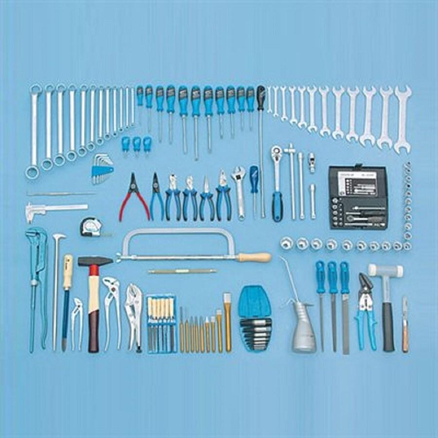 Gedore 138-Piece Metric Mechanic's Tool Set