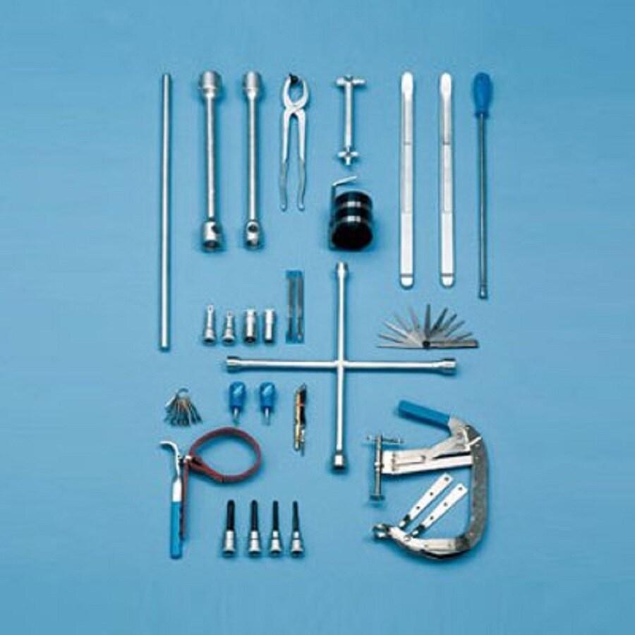 Gedore 34-Piece Automotive Tool Set