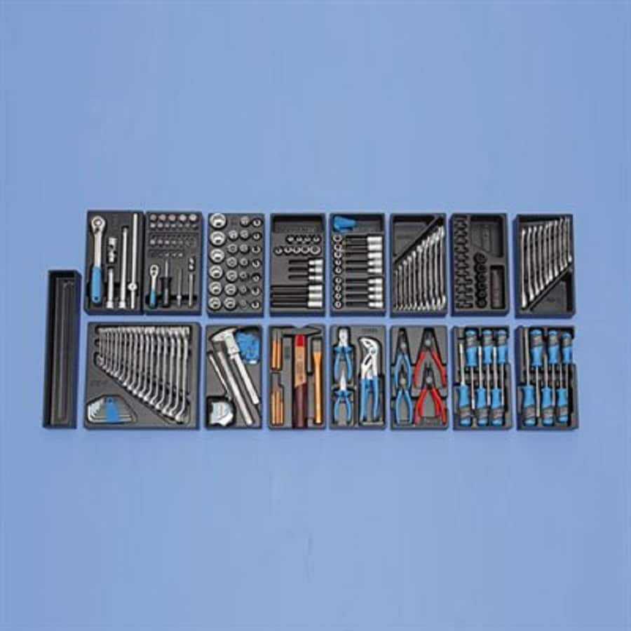 Gedore 207-Piece Household Tool Set