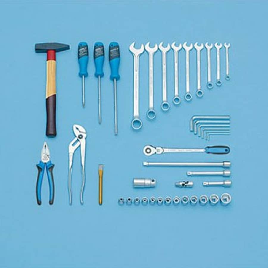 Gedore 41-Piece Household Tool Set