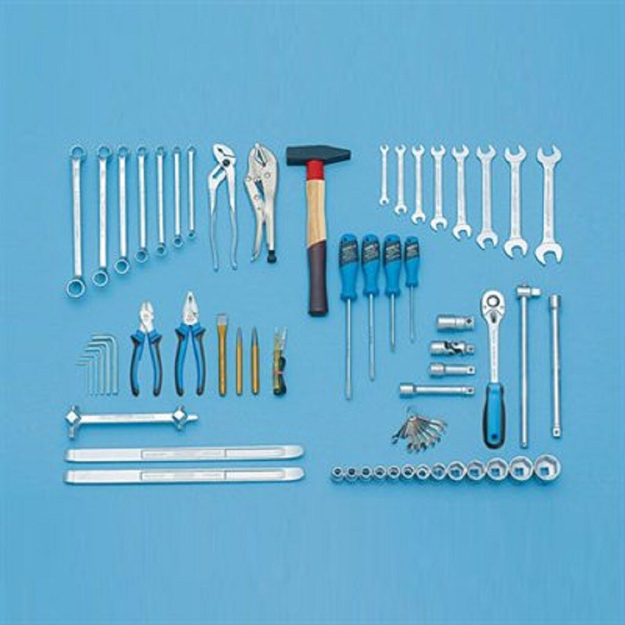 Gedore 69-Piece Household Tool Set