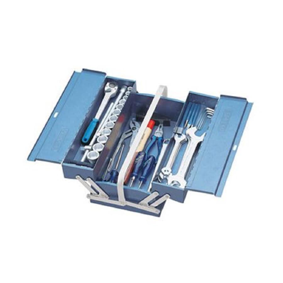 Gedore 68-Piece Household Tool Set with Hard Case