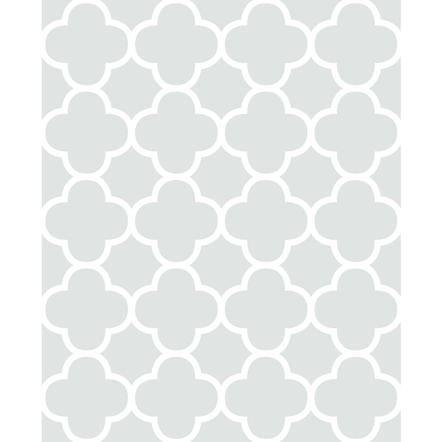 Brewster Wallcovering Mint Paper Geometric Wallpaper