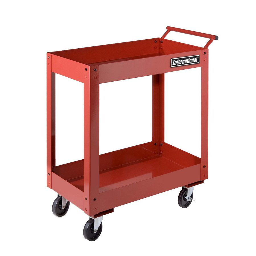 International Tool Storage 36-in Utility Cart