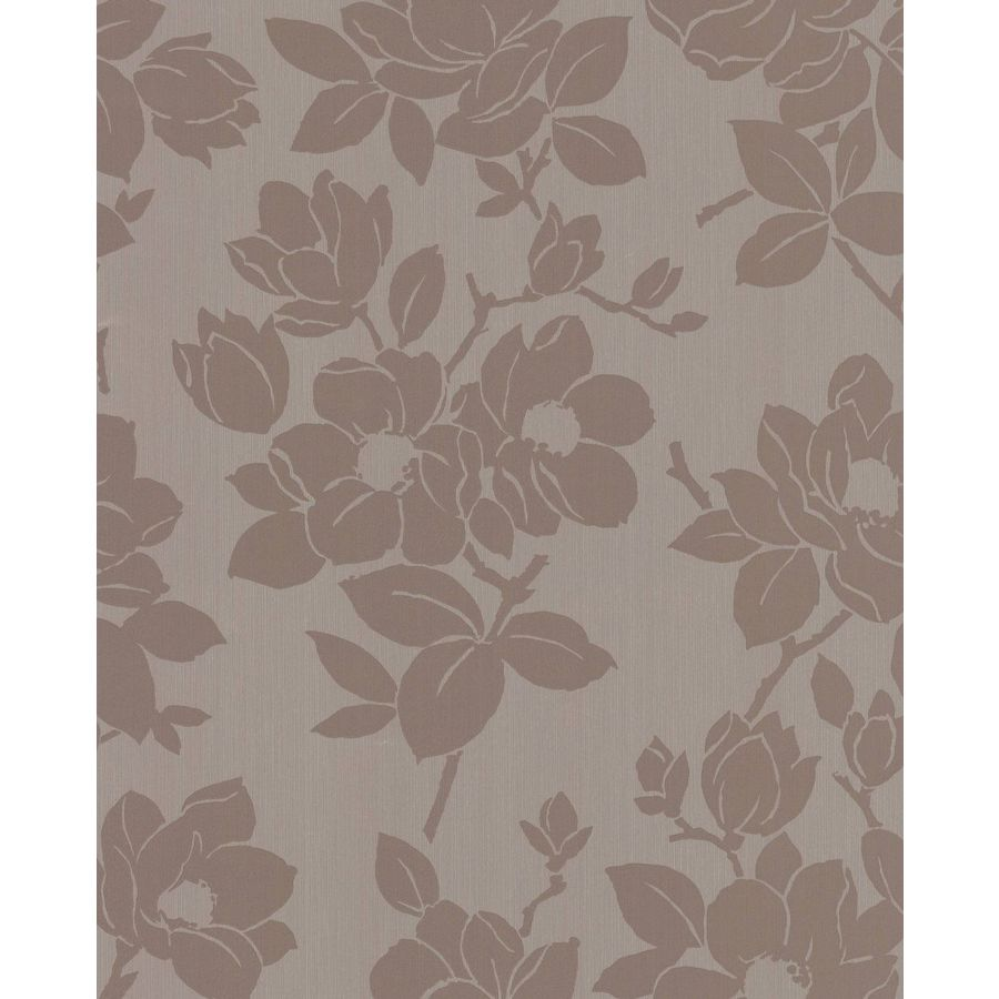 Graham & Brown Beige/Gold Paper Floral Wallpaper