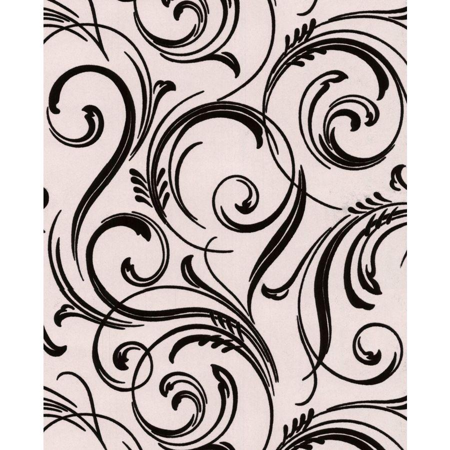 Graham & Brown Black Paper Abstract Wallpaper