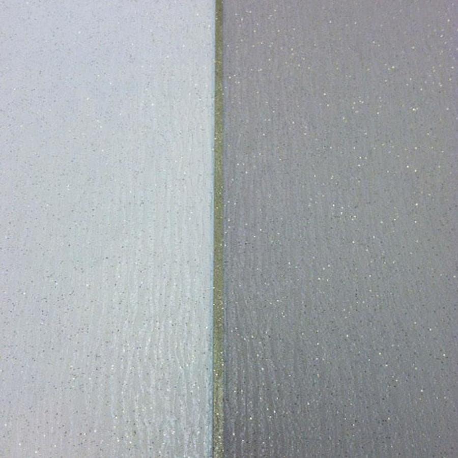 Graham & Brown Julien Macdonald Cream/Beige Vinyl Textured Stripes Wallpaper